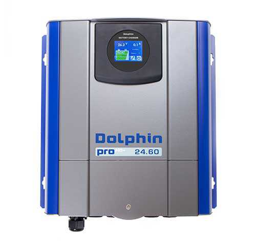 Dolphin Charger PRO HD+ 24.60 DNV-GL
